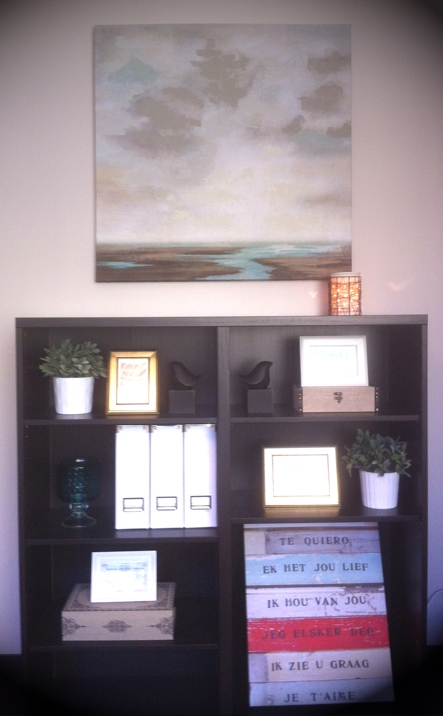 Therapy office San Diego